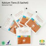 Harga Tiens Nutrient Calsium Powder Promo Kemasan 5 Sachet Kalsium Peninggi Badan Osteoporosis Jantung Sendi Rematik Pengapuran Patah Tulang Yang Murah Dan Bagus