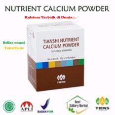 Jual Tiens Nutrient Calsium Powder Peninggi Terbaik Kelas Dunia Import