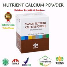 Jual Tiens Nutrient Calsium Powder Peninggi Terbaik Dunia Paket 10 Hari Terbaik Branded Original