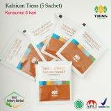 Toko Tiens Nutrient Calsium Powder Promo Kemasan 5 Sachet Kalsium Peninggi Badan Osteoporosis Jantung Sendi Rematik Pengapuran Patah Tulang Tiens Online