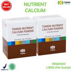 Jual Tiens Nutrient High Calcium Powder 2 Box Solusi Masalah Tulang Dan Sendi Tinggi Badan Dan Osteoporosis Free Kartu Member Tiens Srikandi Satu Set