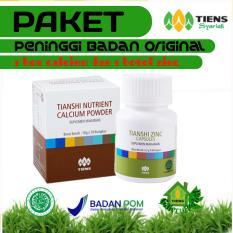 Situs Review Tiens Nutrient Hight Calcium Powder Dan Zinc Peninggi Badan 10 Hari Tiens Official Gh