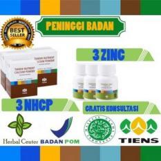 Harga Promo Termurah Tiens Nutrient Hight Calcium Powder Dan Zinc Peninggi Badan 3 Nhcp 3 Zinc Free Gift Untuk 10 Pembeli Pertama Tiap Harinya Merk Tiens