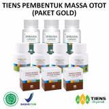 Tiens Nutrisi Fitness Pembentuk Massa Otot Herbal Paket Gold Diskon Jawa Timur