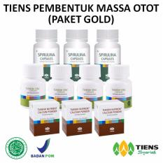 Ulasan Tiens Nutrisi Fitness Pembentuk Massa Otot Herbal Paket Gold By Moslem Tiens