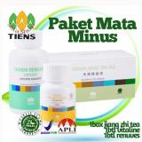 Review Tiens Nutrisi Mata Minus Herbal Alami Jiang Zhi Tea Renuves Vitaline Jawa Timur