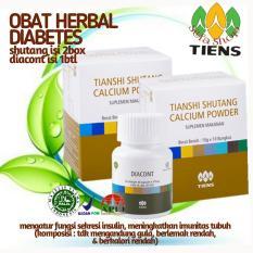 Toko Tiens Obat Diabetes Herbal Penjaga Kadar Gula Darah Serta Mengobati Luka Akibat Diabetes By Silfa Shop Lengkap