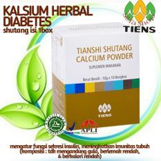 Tiens Obat Diabetes Herbal Shutang Kalsium Penjaga Kadar Gula Dalam Darah By Silfa Shop Tiens Diskon