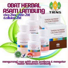 Jual Tiens Obat Herbal Asam Lambung Tinggi Nhcp Chitin Chitosan Double Cellulose By Silfa Shop Tiens Online