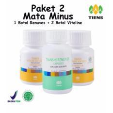 Spesifikasi Tiens Obat Herbal Mata Minus Paket 2 Paling Ampuh Promo Bagus