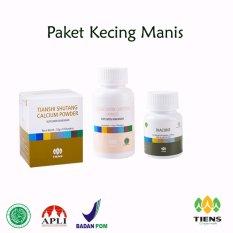 Jual Beli Online Tiens Paket Herbal Diabetes Memperbaiki Fungsi Pankreas Dan Menambah Insulin