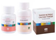 Toko Tiens Paket Obat Asam Lambung Tinggi Chitin Chitosan Double Cellulose Calcium Terlengkap Jawa Tengah