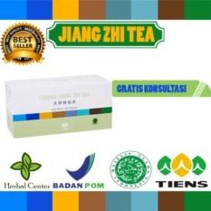 Ulasan Tiens Pelangsing Badan Herbal Jiang Zhi Tea