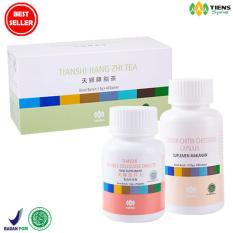 Harga Tiens Pelangsing Badan Herbal Paket 3 Tiens Terbaik