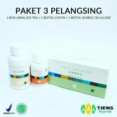 Harga Tiens Pelangsing Badan Herbal Paket 3 Lengkap