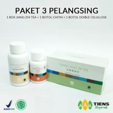 Beli Tiens Pelangsing Badan Herbal Paket 3 Tiens