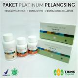 Spesifikasi Tiens Pelangsing Badan Herbal Paket Platinum Merk Tiens