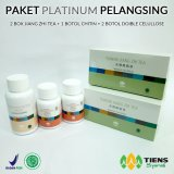 Harga Tiens Pelangsing Badan Herbal Paket Platinum By Tiens Herbal Center Termurah