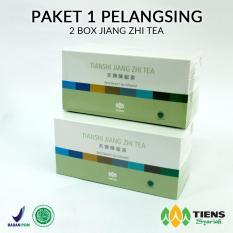 Tiens Jiang Zhi Tea Penurun Berat Badan 2 Box Free Member Card Tiens Srikandi Promo Diskon Indonesia