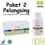 Tiens Pelangsing Herbal Paket 2 Penghancur Lemak Asam Urat Promo Tiens Supplement Diskon 30