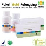 Toko Tiens Pelangsing Herbal Paket Gold Penghancur Lemak Asam Urat Promo Termurah Jawa Timur