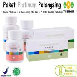Jual Tiens Pelangsing Herbal Paket Platinum Penghancur Lemak Asam Urat Promo Murah Di Jawa Timur