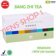 Review Tiens Pelangsing Jiang Zhi Tea Teh Pelangsing Free Gift By Tiens Id Tiens