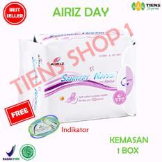 Spesifikasi Tiens Pembalut Wanita Airiz Day Use Free Indicator By Tiens Id