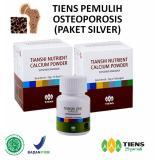 Harga Tiens Pemulih Osteoporosis Paket Hemat 2 Calcium 1 Zinc Free Membercard Th Branded