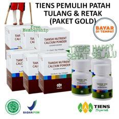 Perbandingan Harga Tiens Pemulih Patah Tulang Dan Retak Herbal Paket Gold By Tiens Happy Sehat Selalu Tiens Di Indonesia