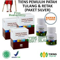 Toko Tiens Pemulih Patah Tulang Dan Retak Herbal Paket Silver By Tiens Happy Sehat Selalu Online Di Indonesia