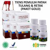 Tiens Pemulih Patah Tulang Dan Retak Paket Hemat 6 Calcium 4 Zinc Free Membercard Th Asli