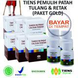 Toko Tiens Pemulih Patah Tulang Dan Retak Paket Gold Online Jawa Timur
