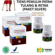 Diskon Tiens Pemulih Patah Tulang Dan Retak Paket Silver Jawa Timur
