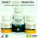 Toko Tiens Pemutih Tubuh Herbal Paket Gold Yang Bisa Kredit