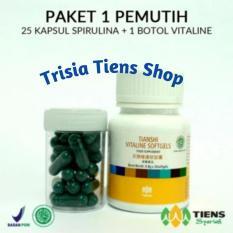 Harga Tiens Pemutih Wajah Herbal Paket 1 Promo Free Member Card Trisia Tiens Shop Tiens Original