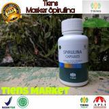 Jual Tiens Pemutih Wajah Spirulina 100 Herbal Bisa Digunakan Sebagai Masker Maupun Dikonsumsi Tiens Market Tiens Di Indonesia