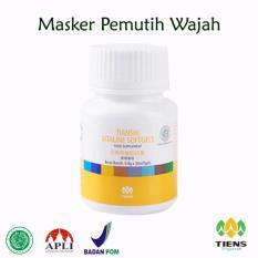 Ulasan Mengenai Masker Pemutih Vitaline 10 Capsules Tokotiens