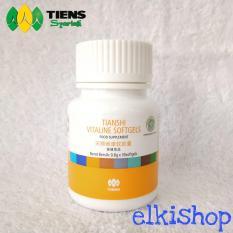 Jual Tiens Pemutih Wajah Vitaline Vitamin E Tertinggi Di Dunia Elkishoptiens Free Membership Murah Di Jawa Timur