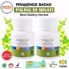Diskon Produk Tiens Penggemuk Badan Terbaik Original Tiens 2 Botol Zinc Promo Free Voucher Membership Toko By Best Gallery Herbal