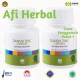Jual Tiens Penggemuk Badan Herbal Paket 1 Afi Herbal Murah Jawa Timur
