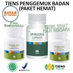 Harga Tiens Penggemuk Badan Herbal Paket Hemat Dan Spesifikasinya