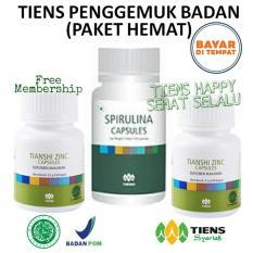Beli Tiens Penggemuk Badan Herbal Paket Hemat By Tiens Happy Sehat Selalu Kredit