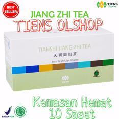 Dapatkan Segera Tiens Penghancur Lemak Teh Jiang Zhi Tea Paket Hemat 10 Saset Original Tiens By Tiens Olshop Free Gift Free Konsultasi