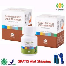 Katalog Tiens Peninggi Badan Herbal Cepat 20 Hari Gratis Alat Skipping Nhcp Zinc Original Tiens Herbal Store Terbaru
