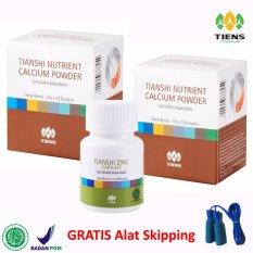 Spesifikasi Tiens Peninggi Badan Herbal Cepat 20 Hari Promo Gratis Alat Skipping 2 Nhcp 1 Zinc Original Tiens Herbal Store Yang Bagus