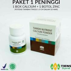 Berapa Harga Tiens Peninggi Badan Herbal Paket 1 Promo Murah Tiens Di Jawa Timur