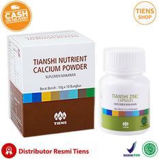 Harga Tiens Peninggi Badan Herbal Paket 1 Promo Murah 1 Kalsium 1 Zinc Free Member Card Tiens Shop Terbaik