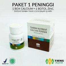 Perbandingan Harga Tiens Peninggi Badan Herbal Paket 1 Promo Murah Tiens Di Jawa Timur