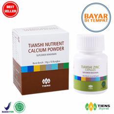 Harga Tiens Peninggi Badan Herbal Paket 1 Promo Murah By Tiens Herbal Store